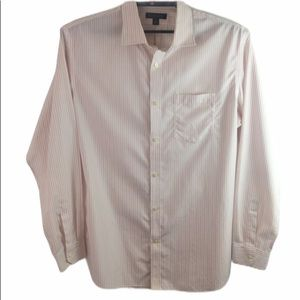 Banana Republic Non Iron Classic Fit  Shirt Sz XL
